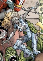 Alison Blaire (Earth-21050) Marvel Apes Prime Eight Special Vol 1 1