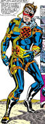 Nick Fury in EPB G-System suit from Nick Fury Agent of SHIELD Vol 1 1
