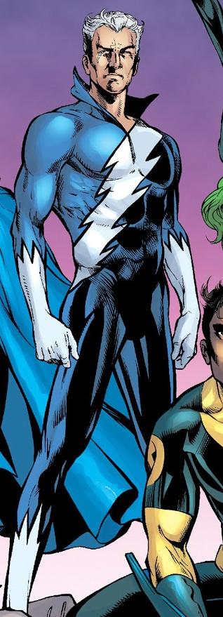 Pietro Maximoff (Earth-616) from New X-Men Vol 1 132 0001