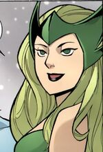 Amora (Earth-5631) Thor and the Warriors Four Vol 1 2