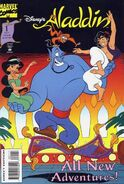 Disney's Aladdin Vol 1 1