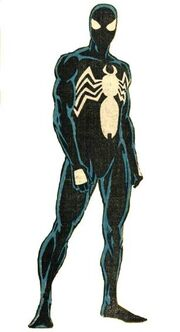 Peter Parker (Earth-616) from Official Handbook of the Marvel Universe Vol 2 12 001