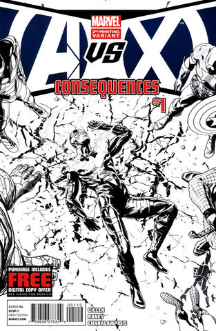 File:AvX Consequences Vol 1 1 Second Printing Variants.jpg