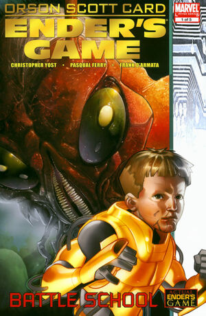 Ender's Game - Battle School Vol 1 1