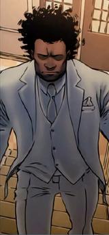 Joshua N'Dingi (Earth-616) from Astonishing X-Men Xenogenesis Vol 1 3 0001