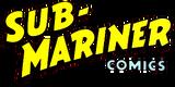 Namor sub-mariner comics (1941)