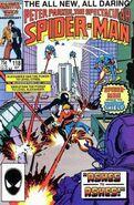 Peter Parker, The Spectacular Spider-Man Vol 1 118