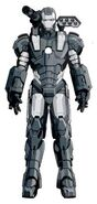 War Machine Armor MK I (Earth-199999) 001
