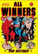 All Winners Comics Vol 1 6