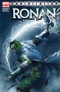 Annihilation Ronan Vol 1 1