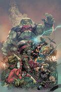 Avengers Vol 5 13 Textless