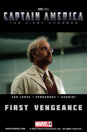 Captain America First Vengeance Vol 1 4