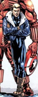 David Ferrari (Earth-616) from Captain America Vol 3 43