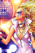 Dazzler Vol 2 1 - Alison Blaire (Earth-616) by Robin Ha & Christina Strain