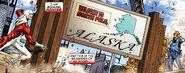 North Pole (Alaska) from Marvel Comics Presents Vol 2 12 001