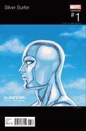 Silver Surfer Vol 8 1 Hip-Hop Variant