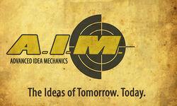Advanced Idea Mechanics (Earth-199999) Logo