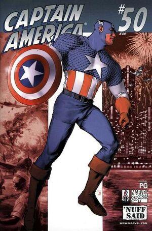 Captain America Vol 3 50