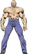 Carl Creel (Earth-616) from Official Handbook of the Marvel Universe Master Edition Vol 1 16 0001