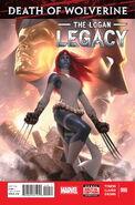 Death of Wolverine The Logan Legacy Vol 1 6