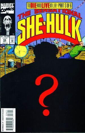 Sensational She-Hulk Vol 1 56
