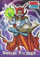 Stephen Strange (Earth-616) from Marvel Legends (Trading Cards) 0001