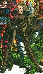Alison Kane (Earth-616) Shadow Riders Vol 1 1 0001