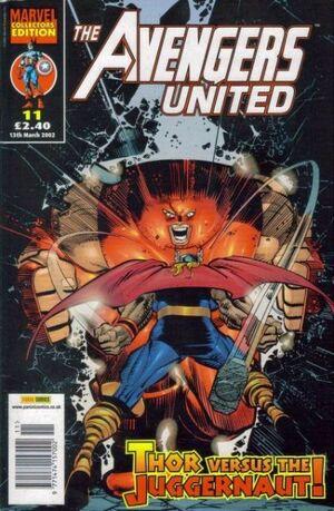 Avengers United Vol 1 11