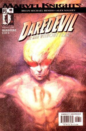 Daredevil Vol 2 48