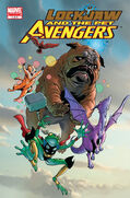 Lockjaw and the Pet Avengers Vol 1 1
