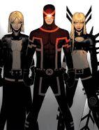 Uncanny X-Men Vol 3 20 Textless