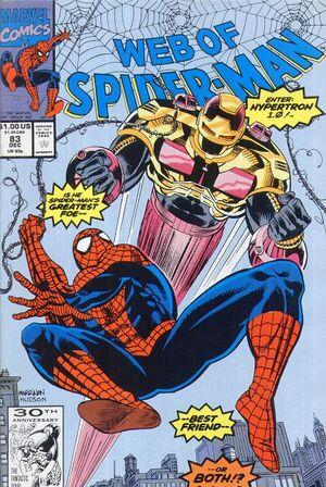 Web of Spider-Man Vol 1 83