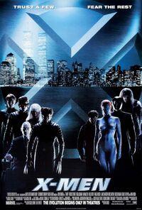X-Men (film) 2000