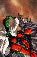 Angela Queen of Hel Vol 1 4 Deadpool Variant Textless
