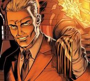 Bennett Brant (Earth-616) from Venom Vol 2 20
