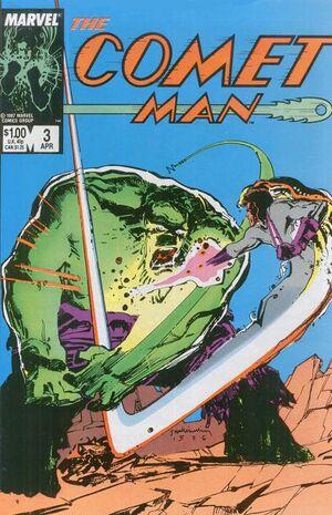 Comet Man Vol 1 3