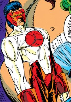 Haruo Tsuburaya (Earth-616) from New Mutants Vol 1 93