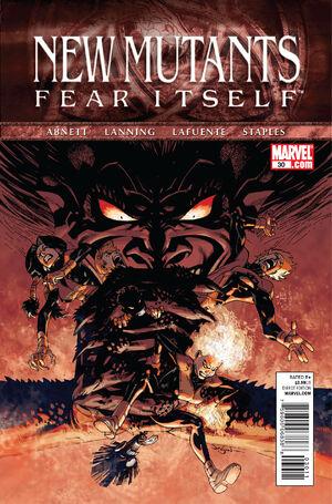 New Mutants Vol 3 30