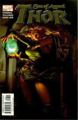 Thor Son of Asgard Vol 1 8