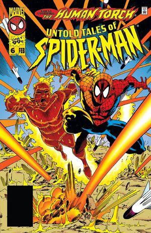 Untold Tales of Spider-Man Vol 1 6