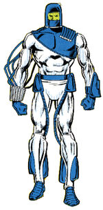 Aaron Soames (Earth-616) from Official Handbook of the Marvel Universe Vol 2 18 0001