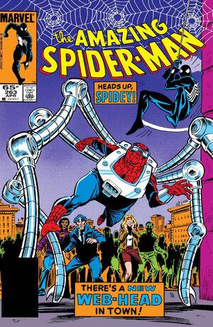 Amazing Spider-Man Vol 1 263