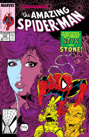 Amazing Spider-Man Vol 1 309