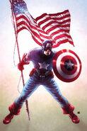 Captain America Vol 7 25 McNiven Variant Textless