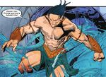 Namor (Earth-1610) from Ultimate FF Vol 1 2