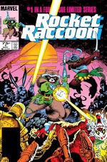 Rocket Raccoon Vol 1 1