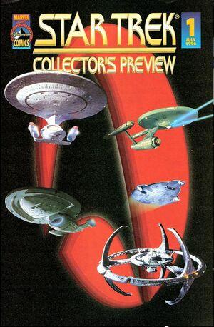 Star Trek Collector's Preview Vol 1 1
