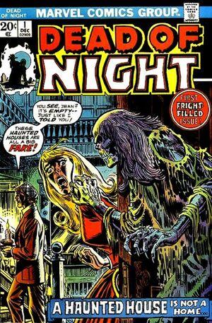 Dead of Night Vol 1 1