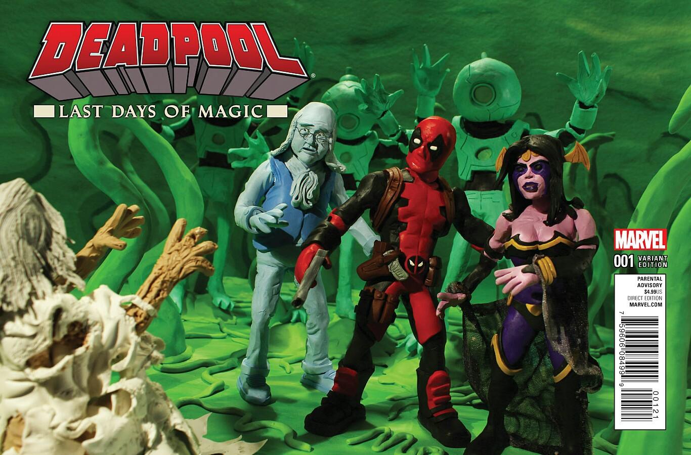 Image - Deadpool Last Days of Magic Vol 1 1 Mr. Oz Variant.jpg ...