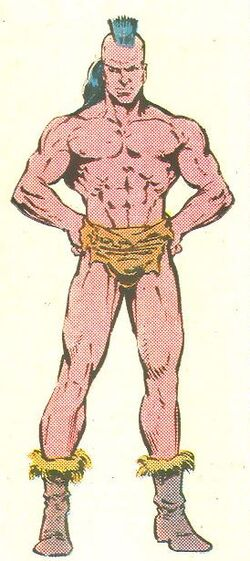 Fall People from Official Handbook of the Marvel Universe Vol 2 19 001